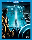 Tron: Legacy (Two-Disc BD Blu-ray/DVD Combo)