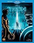 Tron: Legacy (Blu-ray + DVD) (Bilingual)