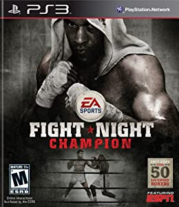 Fight Night Champion - Playstation 3