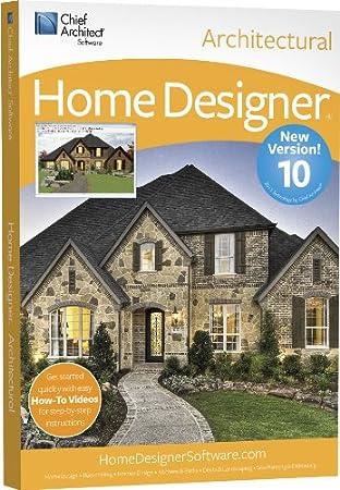 Chief Architect Home Designer Architectural 10