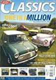 img - for Classics, July 2004, Issue 87: Million Sellers, Capri v GTV6, BMW 3-Series, Mini Rally Car, Modified Golf GTIs book / textbook / text book