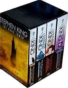 The Dark Tower Boxed Set (Books 1-4) by Stephen King