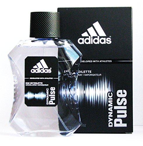 Adidas Dynamic Pulse Eau de Toilette Spray Per Lui 100ml