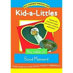 Kid-a-Littles: Good Manners