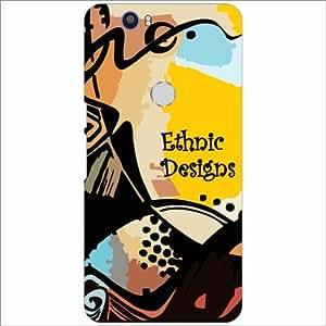 Nexus 6P Back Cover - Ethnic Designs Designer Cases