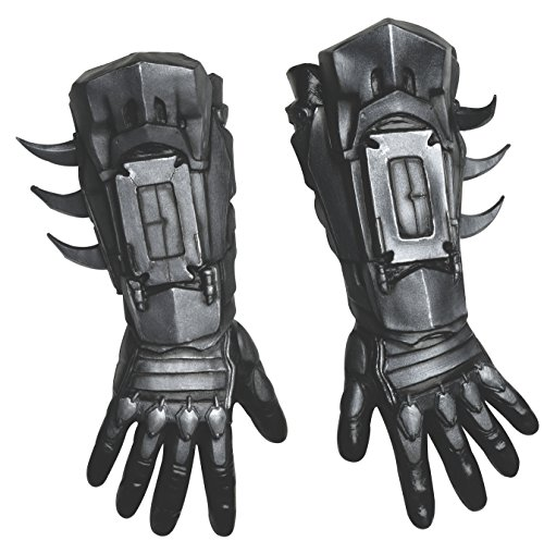 Rubie's Costume Men's Arkham City Deluxe Batman Gloves