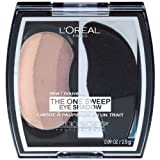 L'Oreal Paris Studio Secrets Professional The One-Sweep Eye Shadow, Natural Brown Eyes, 0.09-Ounce