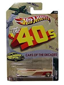 Hot Wheels Cars of The Decades - The 40's - '49 Merc - VHTF!
