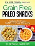 Grain Free Paleo Snacks: Suitable for...