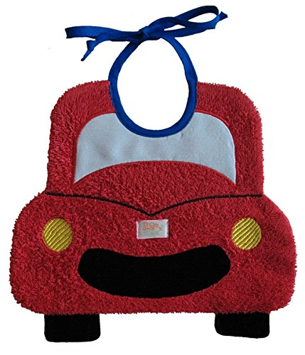 Zigozago - Lätzchen Auto