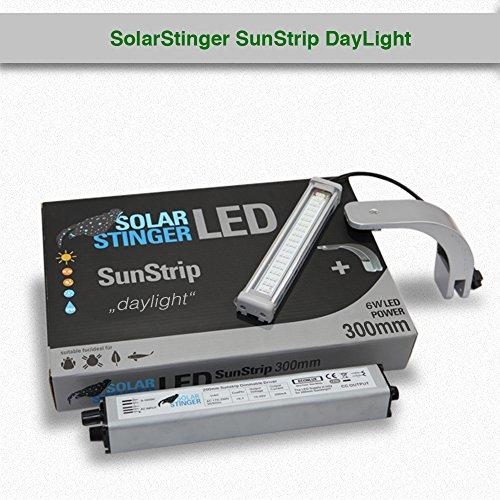 econlux-solarstinger-sunstrip-starterset-300-d-1x-b-holder-led-strip-300mm-cc-v2-daylight-driver