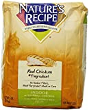Nature's Recipe Indoor Formula Chicken/Rice Cat Food, 6-Pound