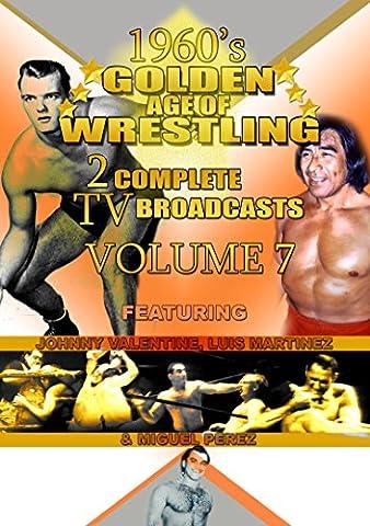 60s Golden Era Wrestling 2 TV Broadcasts Vol 7