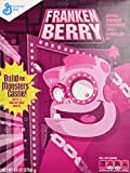 Monster Cereal, Franken Berry, 9.6-Ounce Box (Pack of 4)