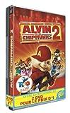 echange, troc Alvin et les Chipmunks 2 (+ DVD Bonus : Rio fait son carnaval)
