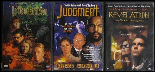 Apocalypse Series 3 Dvd Collection: Revelation / Tribulation / Judgment