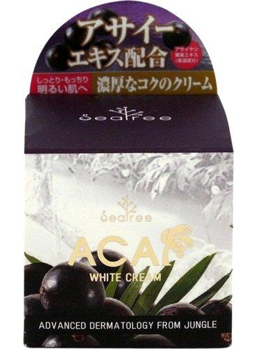 ドド・ジャパン シーツリー アサイーホワイトクリーム 50g