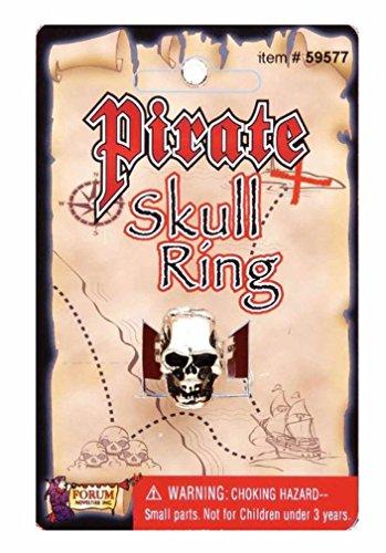 Pirate Skull Ring - 1