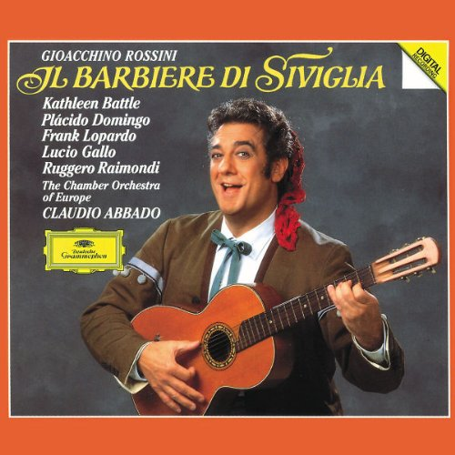 El Barbero De Sevilla (Abbado) - Rossini - CD