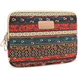Kinmac New Bohemian 17 Inch Laptop Sleeve 17.3 Inch for Dell/hp /Ausa/alienware Laptop Case Bag