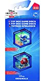 Disney Infinity 20 Disney Toy Box Game Discs Xbox OnePS4Nintendo Wii UPS3Xbox 360