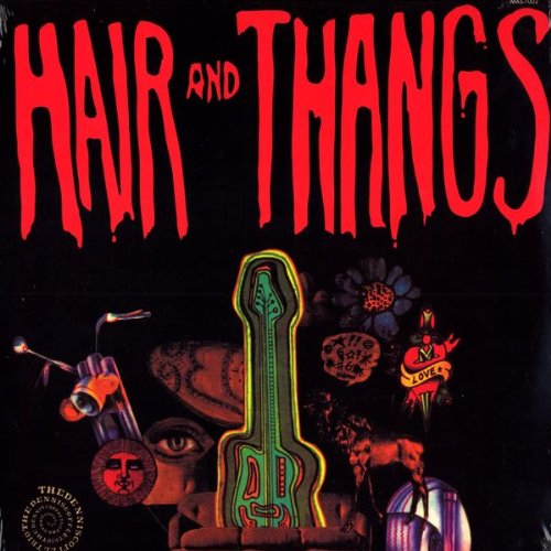 Hair and Thangs by DENNIS COFFEY TRIO, Bob Babbitt, Dennis Coffey, Lyman Woodard and Melvin Davis