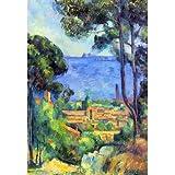 (13x19) Paul Cezanne Landscape Art Print Poster