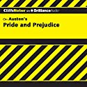 Pride and Prejudice: CliffsNotes Audiobook by Marie Kalil, M.A. Narrated by Ellen Grafton