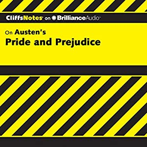 Pride and Prejudice: CliffsNotes Audiobook