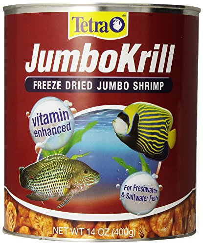 Tetra 16200 Jumbokrill Aquatic Supplement, 14-Ounce front-113177