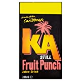 KA Still Fruit Punch Juice Drink 288ml (Pack of 27)