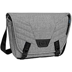 Ogio Pagoda 13 Branded Laptop Messenger Bag - Static / One Size