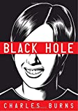 img - for Black Hole (Pantheon Graphic Novels) book / textbook / text book