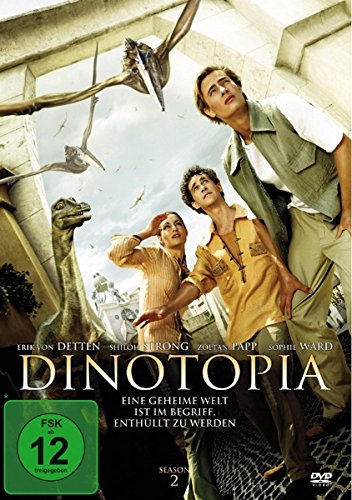 Dinotopia - Season 2 [3 DVDs]