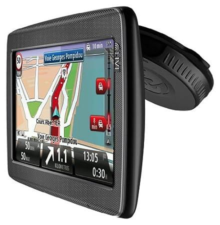 """Tomtom GO Live 825 GPS Europe (45 Pays) Taille d'ecran 5"""" Live 12 mois inclus (après activation)"""