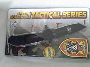 Kutmaster 91-SOA9CP Large Tanto Tactical Knife