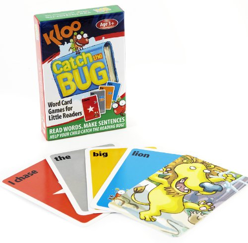 "KLOO's ""Catch the Bug"" Reading Game"