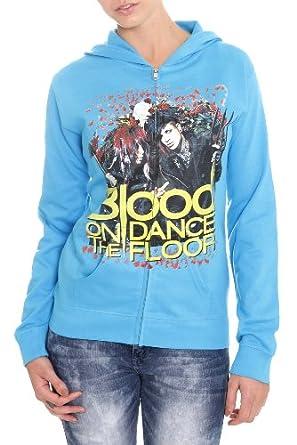 Blood on the dance floor hoodie