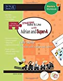 Starters Bake & Like with Adrian and Super-A: Life Skills for Kids with Autism and ADHD (Starters Workbook)