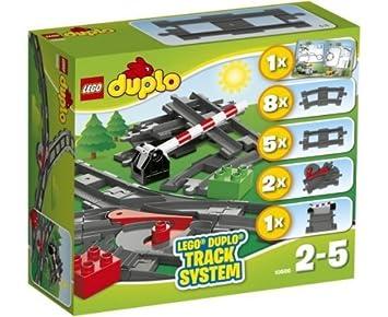 LEGO - 10506 - DUPLO - Jeu de Construction - Ensemble d'éléments pour le Train