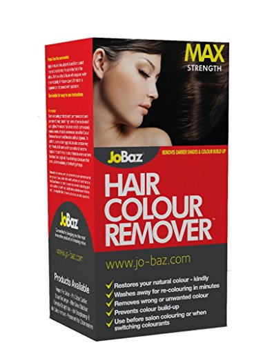 JoBaz Hair Colour Remover Extra Strength Removes Darker