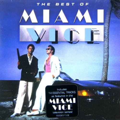 Various - The Best of Miami Vice - Zortam Music