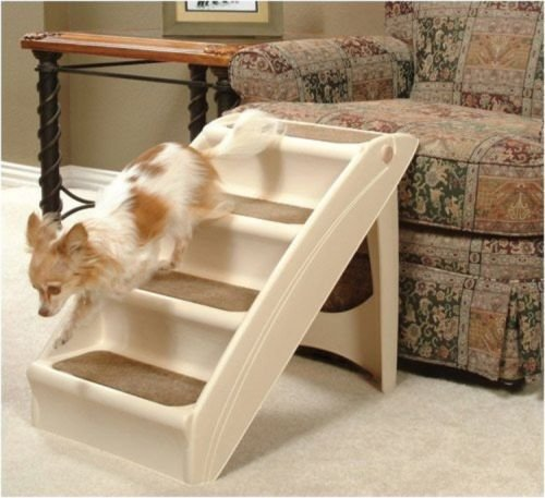 Solvit Plus Pet Stairs PupSTEP, Cat Dog Ramp Steps, New #e0020 (Nissan Lifting Kit compare prices)