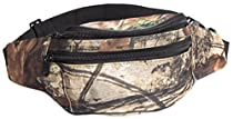 Unisex Ragstock Fanny Pack (Camo_Leaves_Brown)