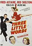 Three Little Words [DVD] [1950] [Region 1] [US Import] [NTSC]