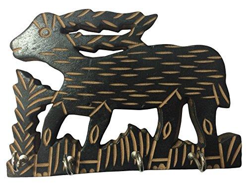 wooden-key-holder-deer-shaped-key-hanger-4-key-hook-gift-for-birthday-christmas-diwali