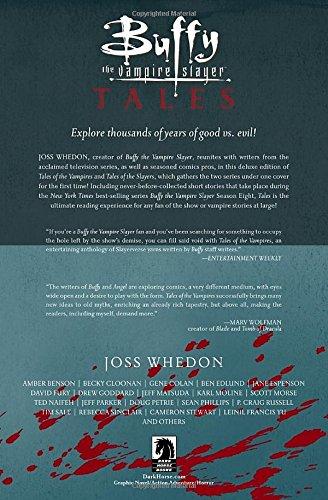 Buffy the Vampire Slayer: Tales