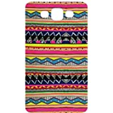 Tribal Native Ornament Pattern Silver Back Cover Bling Case for Samsung Galaxy S3 / SIII / I9300