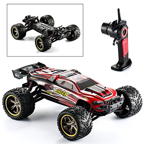 RC Cars, ABASK GPTOYS S912 LUCTAN 33+MPH 1/12 Scale Electric High Speed Remote Control Off Road Car Waterproof Electronics For Electric Monster Hobby Truck Lovers (Gas Rc Cars Hobby compare prices)