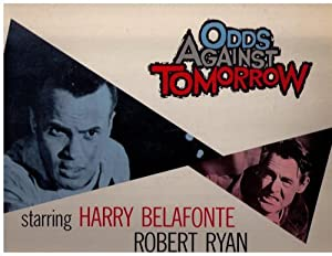 ODDS AGAINST TOMORROW (ORIGINAL SOUNDTRACK LP VINYL, 1959)